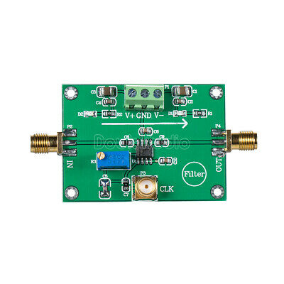 TLC14 Low-pass Filter Butterworth Tiefpassfilter Module Cutoff Frequency Adjust