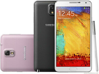 "Samsung Galaxy Note 3 N9005 32GB  4G GSM Unlocked (AT&T) 5.7"" Android Smartphone"