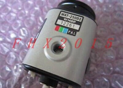 ONE NEW WATEC WAT-250D2 WAT250D2 1/3 CCD Color Camera