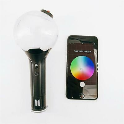 2019 KPOP BTS Official VER.3 Army Bomb Lightstick Glowing Stick Concert Lamp NEW