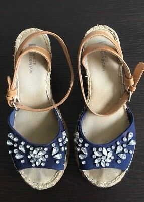 c5c03a3c8a7f EMBELLISHED WHITE MOUNTAIN Women Bouquet Wedge Thong Sandal White ...