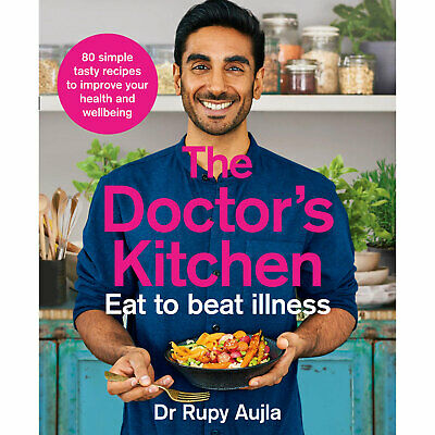 The Doctor's Kitchen: Eat to Beat Illness (Book) | New | Get by Release 21/03 !
