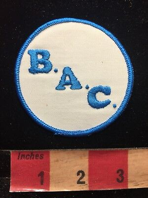BECHTEL ADVERTISING PATCH - Engineering And Construction Company