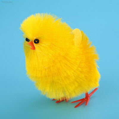 Lovely Mini Chicken Bright Yellow Easter Chick Easter Day Home Decoration Gifts