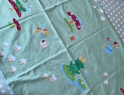 Treehouse brand cot quilt cover