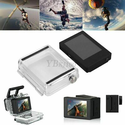 Shoot Non-touchable LCD BacPac External Monitor Display Screen for GoPro Hero 3