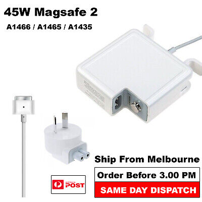 "45W Power Adapter Charger 2 for Apple MacBook Air 13"" A1466 2012 2013 2014 2015"