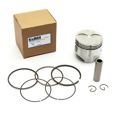 Non Genuine Piston Kit Set Fits Honda GX240 Engine GoKarts