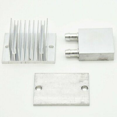 Diy Kit Thermoelectric Peltier Refrigeration Cooling System Power Fan Tec1 ND