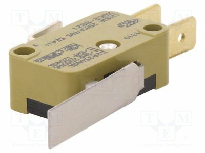 ON 1 X ABV1215603R Microswitch SNAP ACTION; with lever; SPDT; 5A//250VAC; ON-