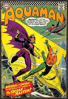 Aquaman #29 First App of Ocean Master (Orm Marius) FN-