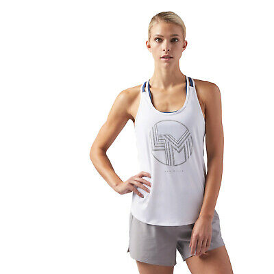 Reebok Les Mills Bodycombat™ Tank Bq5178 Black Color > You Pick Size A Wide Selection Of Colours And Designs Clothing, Shoes & Accessories Activewear
