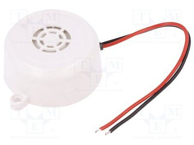 Sound transducer: piezo alarm; 12÷24VDC; Sound level:100dB [1 pcs]