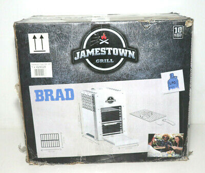 Jamestown Steakgrill Brad 800 Grad Gas Oberhitze Obi Wie Beefer