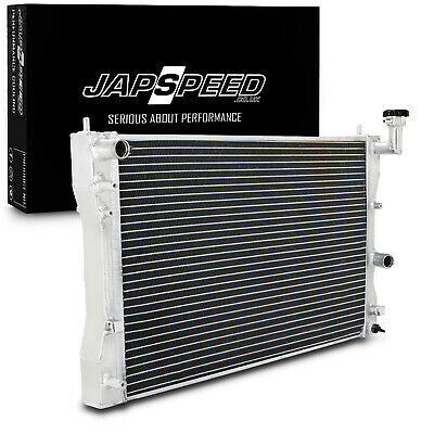 Japspeed Alloy Twin Core Engine Kühler Für Mitsubishi Colt Czc Turbo