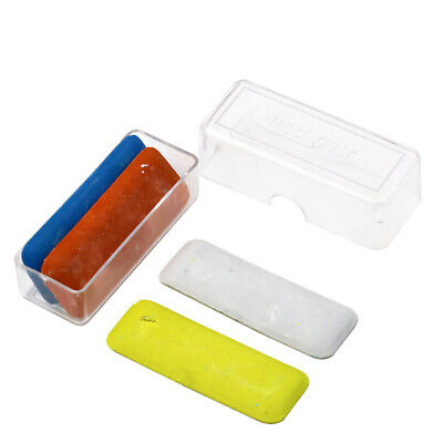 4PCS New Needle Colorful DIY Fabric Erasable Sewing Tailor Chalk Dressmakers