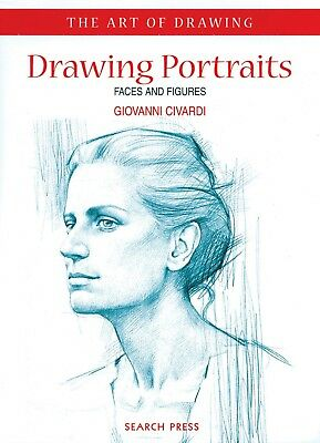 The Art of Drawing: Drawing Portraits Faces and Figures Best ebook PDF
