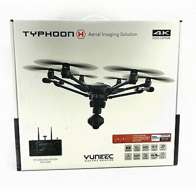 YUNEEC Typhoon H Hexacopter with GCO3+ 4K Camera & ST16 Ground Station #9362