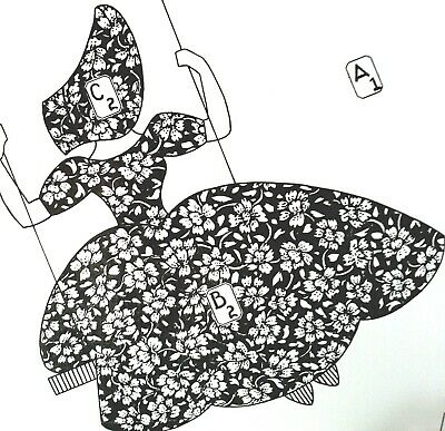 Reproduction 2966 Vintage KITTEN /& PUPPY POTHOLDERS Pattern to SEW