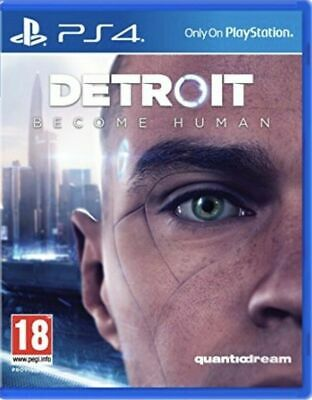 Sony Ps4 Detroit Become Human Pal Ita Playstation