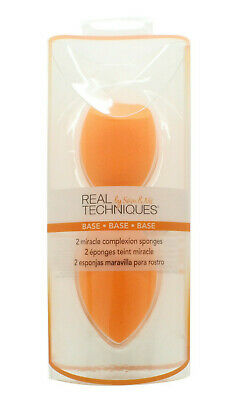 Real Techniques Gift Set 2 x Miracle Complexion Sponges