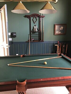 8 Foot Sterling Billiards Table