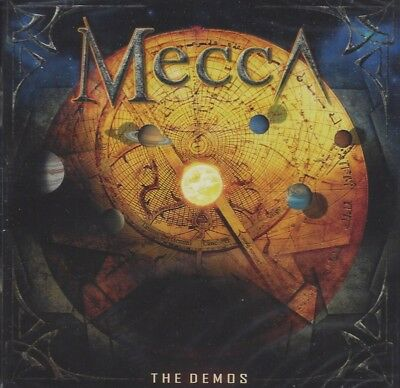 Demos by MECCA (2-CD/SEALED - Melodic Rock Records 2017) Fantastic AOR 2-CD