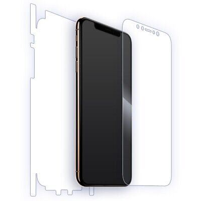 iPhone XS Max Skins: Invisible Scratch Protection Shield by BSE