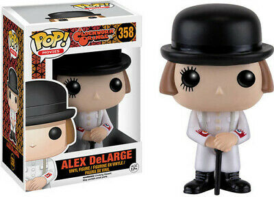FUNKO POP! MOVIES: Clockwork Orange - Alex - Funko Pop Movies (2016, Toy NUEVO)