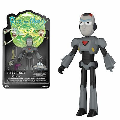 """Funko Rick and Morty Purge Suit Rick 5"""" Articulated Action Figure"""