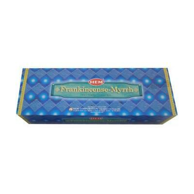 HEM Frankincense Myrrh Incense Sticks - Bulk Pack Of 200 Sticks