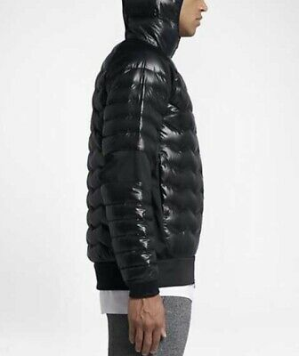 2c203f83fc41 NWT MENS NIKE AIR JORDAN PERFORMANCE HYBRID DOWN PUFFER JACKET COAT Sz XL  FREE