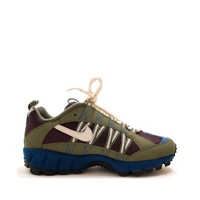 new arrival 60cbe 032f5 Nike Air Humara  17 Medium Olive Desert Sand AJ1102-200 Size 9 UK
