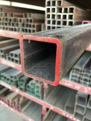 "Steel Square Tubing  2""x 2""x 3/16""x 12"" New Weldable Bracing"