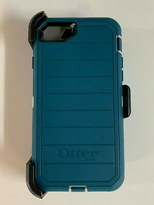 Otterbox Defender Series Pro Case for Apple iPhone 7 iPhone 8 w/ Holster Big Sur