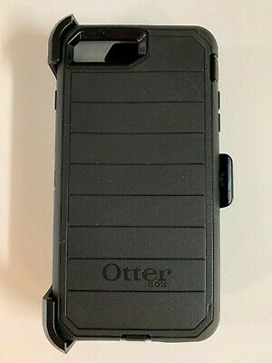 Otterbox Defender Pro Series Case for iPhone 7 Plus 8 Plus w/ Holster Black
