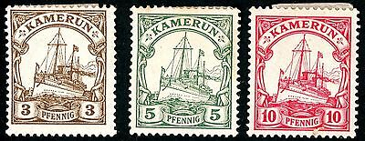 Cameroun France 1905-1940 Thirty-One Unused Postage Stamps