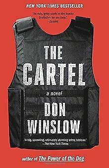 The Cartel (Vintage Crime: Black Lizard) by Winslow, Don | Book | condition good
