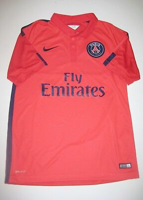 2014-2015 NIKE PARIS Saint-Germain Small Zlatan Ibrahimovic Home ... ee59875c3