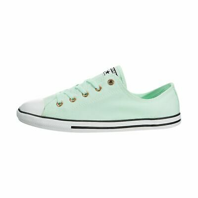 0a3a960f83a0 CONVERSE CHUCK TAYLOR Dainty Ox Ladies Flat Trainers Shoes Narrow ...