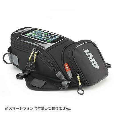 NEW Tank bag EA106B Black 94359 GIVI Japan Import Free Shipping With Tracking