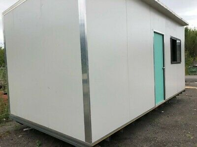 Portable Office, Lunchroom, Site Shed, Building, Granny Flat, Cabin 6m x 3m