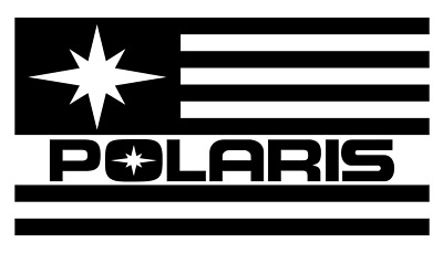 Car Truck, Polaris Punisher American Flag Vinyl Decal Bumper sticker Windows