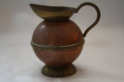 Antique 1920s Peerage Brass Pot Made in England