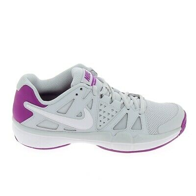 quality design 6de4f f5c4d NIKE Air Vapor Advantage Blanc Violet 599364-001