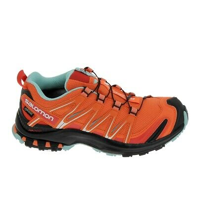849c80c9b7c SALOMON XA Pro 3D GTX Orange Noir