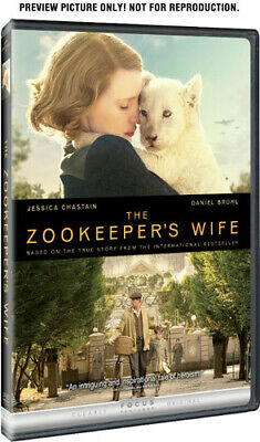 Zookeeper's Wife (DVD Used Very Good)