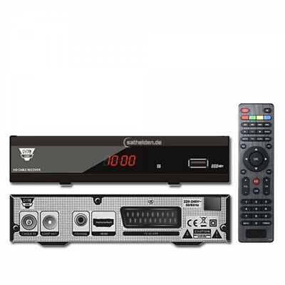 Opticm HD C200 HDTV Kabel Receiver DVB-C Full HD 1080p digital C 200 USB PVR