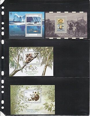 ANCHOR 3 Strips Double Sided Black Stock Sheets Pack of 5 NEW