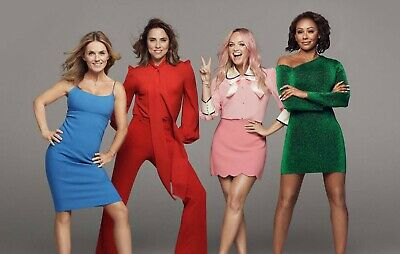 2x Spice Girls Seated Tickets Etihad Stadium Manchester Friday 31st May 2019.